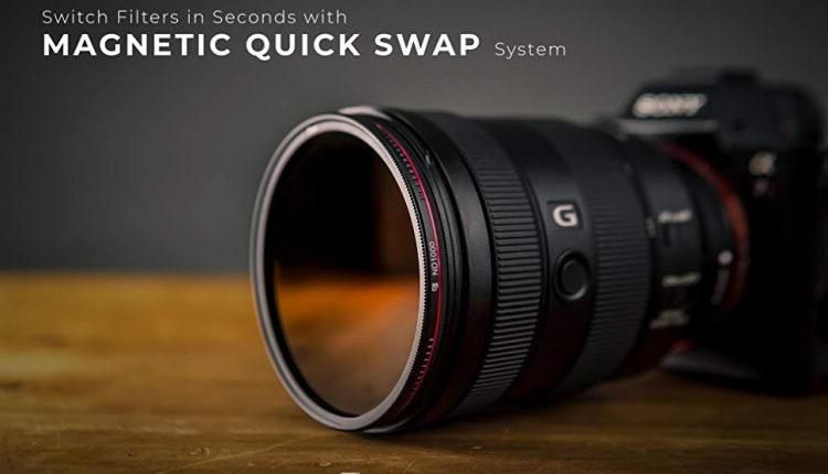 Freewell Magnetic Quick Swap System 82mm Neutral Density Camera Filter review