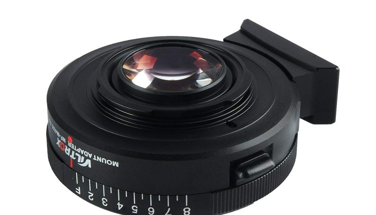 NF-M43X Focal Reducer Speed Booster 0.71X Lens Mount Adapter review